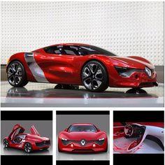 Renault Dezir Concept.
