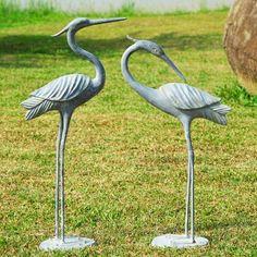 $283.99 - SPI Home Heron Pair Statue