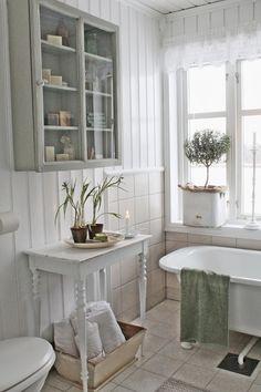 VIBEKE DESIGN: Det er VÅR på badet !