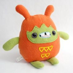Teeto - Monchi Monster Plush Toy from Cheek and Stitch