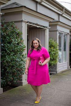 60c82509de6a #BCxLB – A Closer Look Plus Size dress   Lane Bryant   Beauticurve x Lane