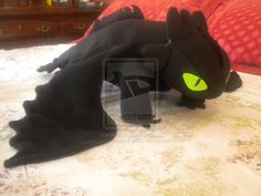 Monster+Sewing+Pattern+Free | Not Another Toothless Plushie by *Monster-House-Fan92 on deviantART