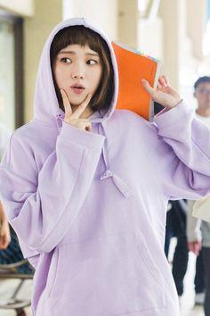 Asian Actors, Korean Actresses, Korean Actors, Actors & Actresses, Kim Bok Joo Fashion, Weightlifting Kim Bok Joo, Weighlifting Fairy Kim Bok Joo, Nam Joo Hyuk Lee Sung Kyung, Joon Hyung