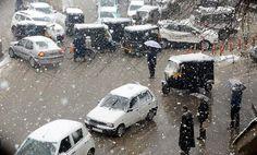 snowfall srinagar