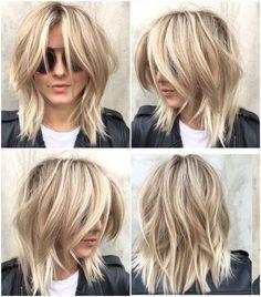 Włosy cieniowane - 12 ślicznych propozycji dla włosów krótkich, półdługich i długich