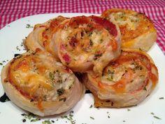 Fuente: www.nomataengorda.com   Preparamos para 8 personas   Necesitaremos  para el relleno   50 gramos de queso parmesano  30 gramos de t...