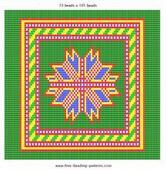 Free Beadwork Patterns And Designs | Бисерное ткачество | Женские блоги