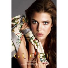 Charlotte Casiraghi has starred in Gucci's Forever Now ad campaign. In 2014, it was announced that the Monaco royal family member was the new face of the Italian brand's cosmetics collection.