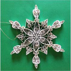 off-white snowflake