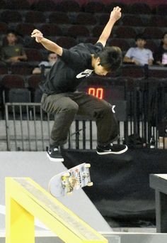 Japanese skater Yuto Horigome wins the men's title at the second stop of the Street League Skateboarding World Tour, held in Los Angeles. 2020 Olympics, Tokyo Olympics, Olympic Sports, Olympic Games, Skateboarding Olympics, Dew Tour, Game Tickets, Tickets Online