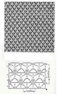 Captivating All About Crochet Ideas. Awe Inspiring All About Crochet Ideas. Crochet Diagram, Crochet Chart, Filet Crochet, Crochet Motif, Crochet Lace, Vintage Crochet, Crochet Stitches Patterns, Crochet Designs, Stitch Patterns