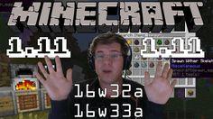 Minecraft 1.11 Snapshot 16w32a e 16w33a - Creeper Potenziati Nuovo Cibo Nuovi Mob Più Smelting