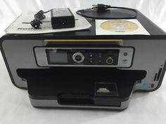 Kodak ESP 7250 All in One Wi Fi Printer Scanner Copier WiFi Works Great 041771079093 | eBay