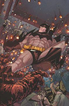 Batman by Jason Masters