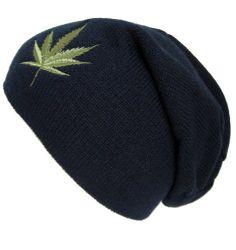 Frost Hats Slouchy Beanie for Men Marijuana Leaf Pot (Black) Dope Fashion, Fashion Killa, Beanies, Beanie Hats, Rasta Clothing, Sunshine In A Bag, Stoner Style, Stoner Gifts, Comforter Cover