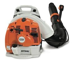 STIHL Electric Start Professional Backpack Blower - Contractor Supply Magazine