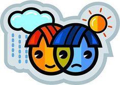Bipolar simplified & cute
