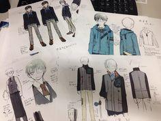 "Kaneki Ken - Tokyo Ghoul 7/3 ~ TV anime ""Tokyo喰種"" official https://twitter.com/tkg_anime"