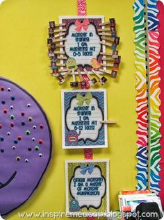 Monster Multiplication: incentives for learning your multiplication facts!