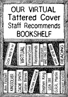 Heading to Denver in July - one must-do is the Tattered Cover Book Store! Julian Smith, Nick Hornby, Christopher Moore, Barbara Kingsolver, We Fall In Love, Bookstores, My Books, David Sedaris, Ian Mcewan