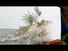 Laguna Beach Sketching