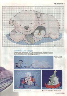 Gallery.ru / Фото #35 - Cute Cross Stitch №3 Christmas 2013 - WhiteAngel