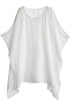 Gatesi Hammered Silk Top   | Calypso St. Barth