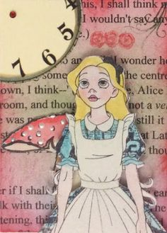 by Jannet: All Things Alice ATC blog swap