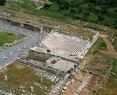 Greece's Ancient Messene To Be Nominated To UNESCO World Heritage List