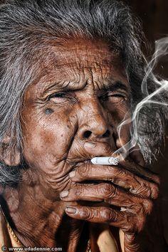 ...Grandmother by Uda Dennie