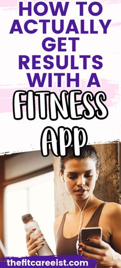 Sticking to a workout routine schedule is hard, even if you have the help of a fitness program and are planning to workout at home. Here is how to stay motivated and get results when you're starting a new fitness app! #fitnessprograms #fitnessapps #motivationtoexercise #fitnessmotivation #fitnesshacks Health And Fitness Apps, Fitness Tips, Fitness Motivation, Wellness Tips, Health And Wellness, Planning App, How To Stay Motivated, Workout Programs, At Home Workouts