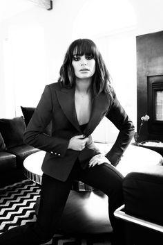 Lea Michele - Vegetarian... (she WAS vegan)