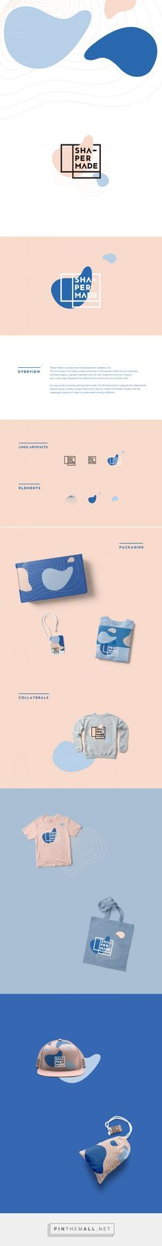 Shaper Made Branding by Mint Li on Behance | Fivestar Branding – Design and…