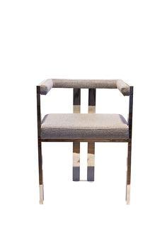 Mecca Arm Chair, Michael Dawkins Home