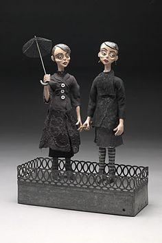 """""""Thomas Girls"""" 2006 Tom Haney"""