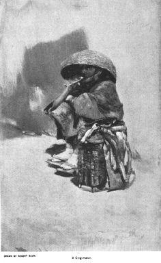 A Clog-maker