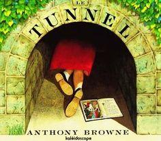 Le tunnel / Anthony Browne ; [traduit de l'anglais par Isabel Finkenstaedt]
