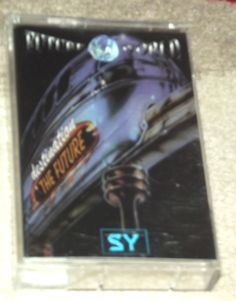 DJ Sy, Future World, 1990's, rare rave dance tape - Rare