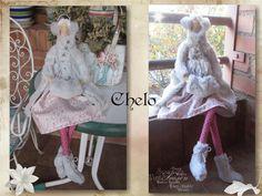 El rincón de Chelo: Tilda Invierno