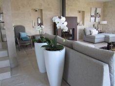 1000 images about salon on pinterest salons zen and - Couleur peinture lin ...