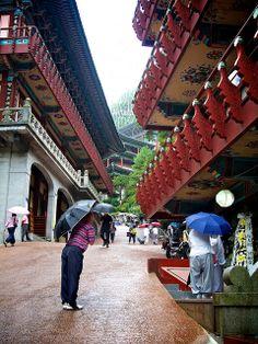 Chungcheongbuk-Do Temples, South Korea