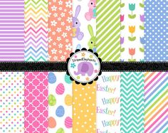 Hey, I found this really awesome Etsy listing at https://www.etsy.com/listing/180621403/easter-digital-paper-pack-digital