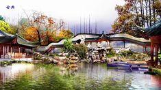 中國古典名曲欣賞 古箏音樂 好聽的放鬆音樂  -  Chinese Guzheng Music  Best Relaxing music - YouTube Water Under The Bridge, Spiritual Music, Relaxing Music, Mansions, House Styles, Musica, Calming Music, Manor Houses, Villas