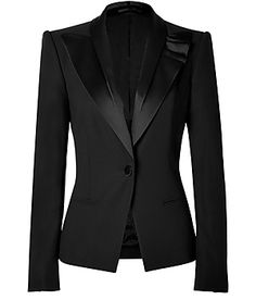 Viktor & Rolf black blazer