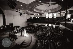 Hope Community Church - Minneapolis Wedding Photographer | DnK Photography
