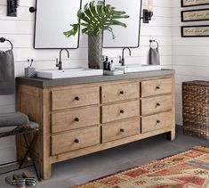 Mason Double Sink Co