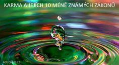 Karma a jejích 10 méně známých zákonů Tarot, Angel, Relax, Astrology, Psychology, Tarot Cards, Angels