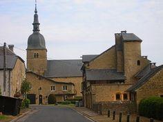 Gaumeroute wandelen in de Gaume langs Saint-Cécile en Chassepierre.