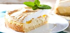 Mango Meringue Cake | American | Kid-Friendly | Recipe