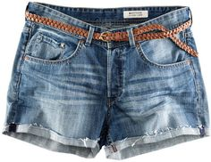 H Denim shorts - Polyvore